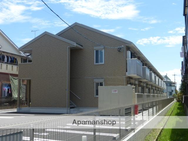 滋賀県大津市、おごと温泉駅徒歩50分の築1年 2階建の賃貸アパート