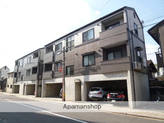 滋賀県大津市、大津駅徒歩11分の築14年 3階建の賃貸マンション