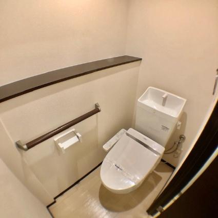 レオネクスト阿星[1K/30.03m2]のトイレ