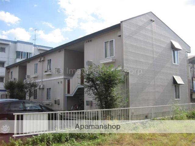 滋賀県栗東市、手原駅徒歩32分の築28年 2階建の賃貸アパート