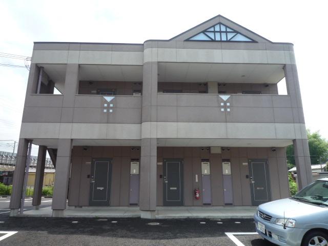 滋賀県草津市、草津駅徒歩63分の築14年 2階建の賃貸マンション