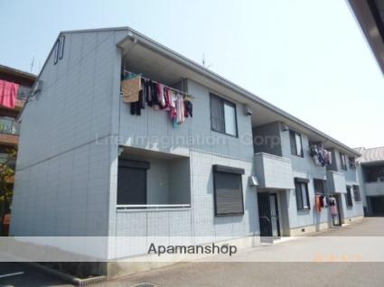 滋賀県栗東市、手原駅徒歩26分の築24年 2階建の賃貸アパート