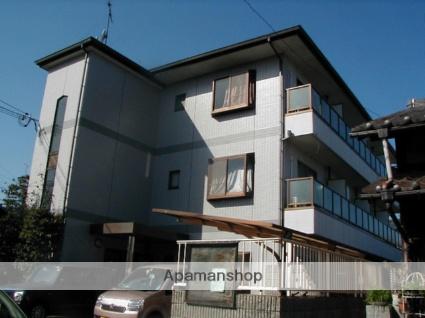 滋賀県大津市、瓦ヶ浜駅徒歩3分の築24年 3階建の賃貸マンション