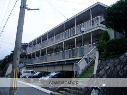 滋賀県大津市、膳所駅徒歩8分の築33年 2階建の賃貸マンション