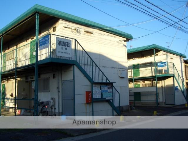 滋賀県大津市、膳所駅徒歩13分の築37年 2階建の賃貸アパート