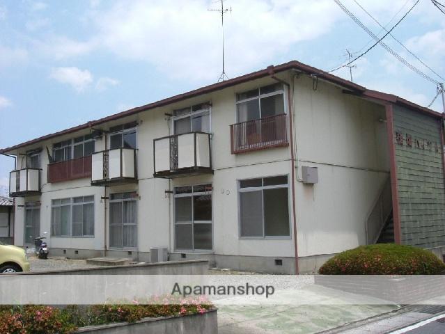 滋賀県野洲市、篠原駅徒歩85分の築35年 2階建の賃貸アパート