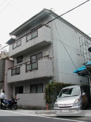 滋賀県大津市、大津京駅徒歩23分の築27年 3階建の賃貸マンション