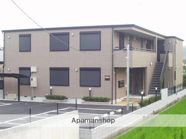 滋賀県大津市、比叡山坂本駅徒歩5分の築13年 2階建の賃貸マンション