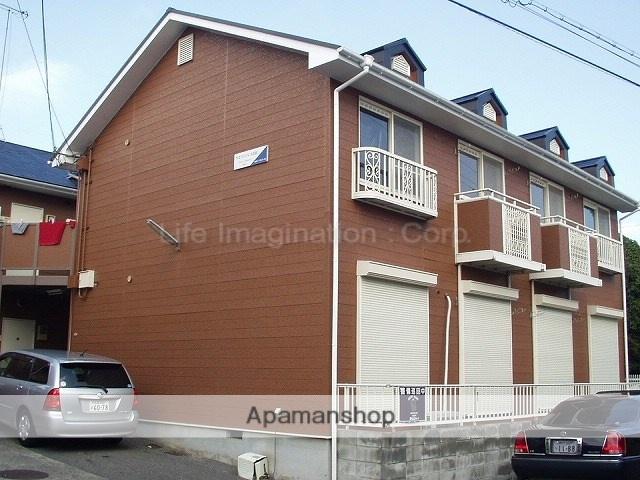 滋賀県大津市、唐崎駅徒歩37分の築26年 2階建の賃貸アパート