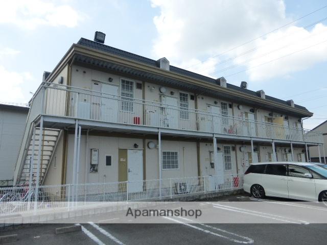 滋賀県野洲市、篠原駅徒歩74分の築26年 2階建の賃貸アパート