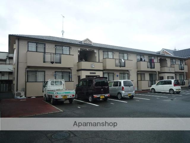 滋賀県守山市、野洲駅徒歩53分の築24年 2階建の賃貸アパート