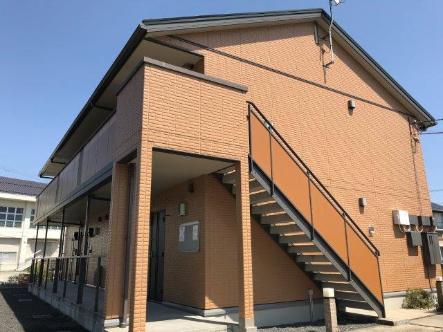 滋賀県大津市、近江舞子駅徒歩3分の築10年 2階建の賃貸マンション
