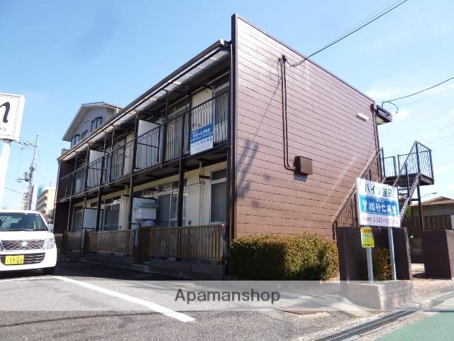 滋賀県守山市、野洲駅徒歩56分の築35年 2階建の賃貸アパート