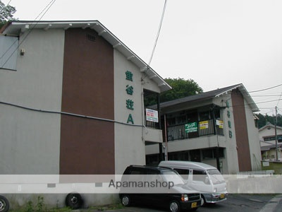 滋賀県大津市、石山駅徒歩20分の築32年 2階建の賃貸アパート