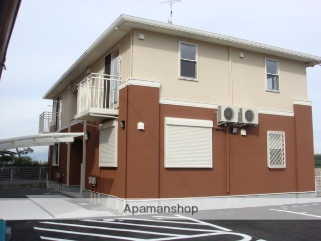 滋賀県野洲市、篠原駅徒歩10分の築8年 2階建の賃貸アパート