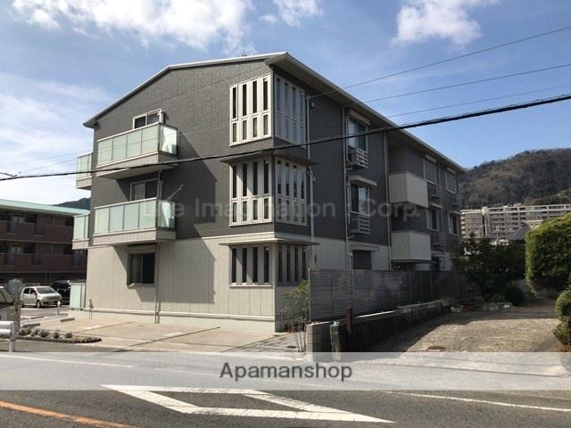 滋賀県大津市、大津京駅徒歩4分の新築 3階建の賃貸アパート