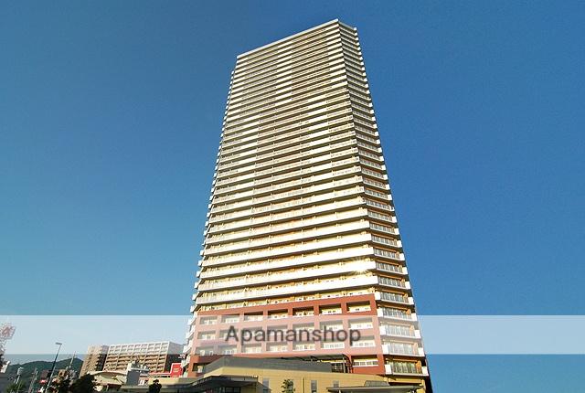 滋賀県大津市、大津京駅徒歩1分の築15年 38階建の賃貸マンション