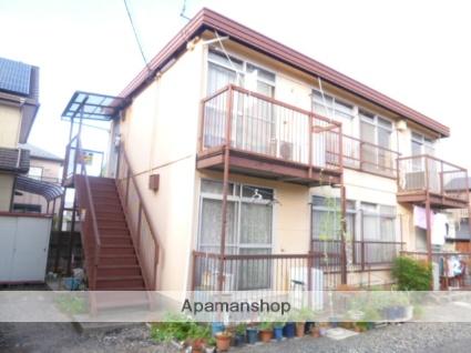 滋賀県大津市、膳所駅徒歩9分の築39年 2階建の賃貸アパート