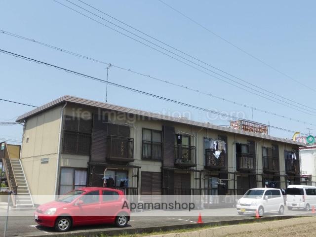 滋賀県大津市、南草津駅徒歩36分の築24年 2階建の賃貸アパート