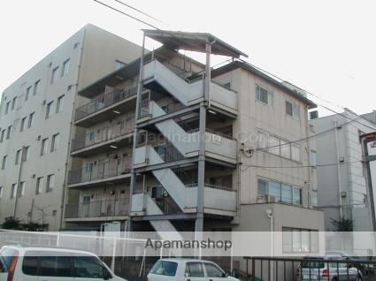 滋賀県大津市、膳所駅徒歩30分の築35年 5階建の賃貸マンション