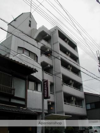滋賀県大津市、大津駅徒歩23分の築27年 6階建の賃貸マンション