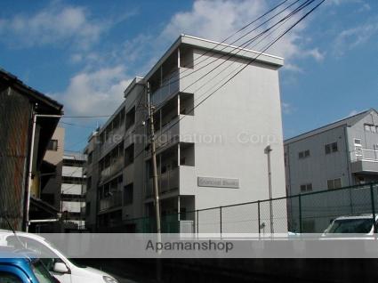 滋賀県大津市、大津駅徒歩28分の築50年 4階建の賃貸マンション
