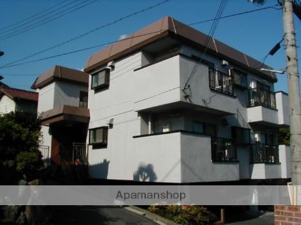 滋賀県大津市、膳所駅徒歩18分の築27年 3階建の賃貸マンション