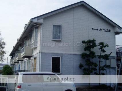 滋賀県大津市、唐崎駅徒歩14分の築29年 2階建の賃貸アパート
