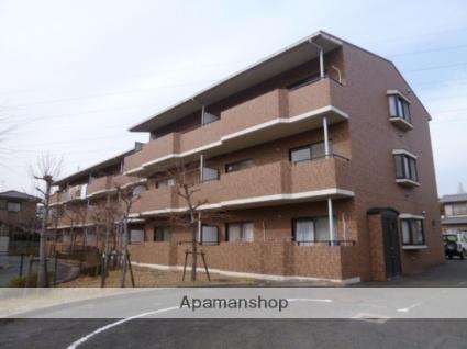 滋賀県大津市、石山駅徒歩40分の築19年 3階建の賃貸マンション
