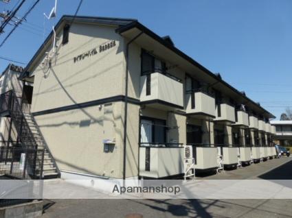 滋賀県大津市、南草津駅徒歩69分の築18年 2階建の賃貸アパート