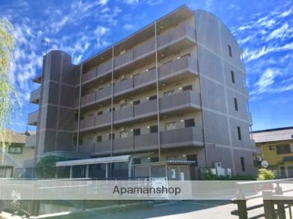 滋賀県大津市、おごと温泉駅徒歩45分の築18年 5階建の賃貸マンション