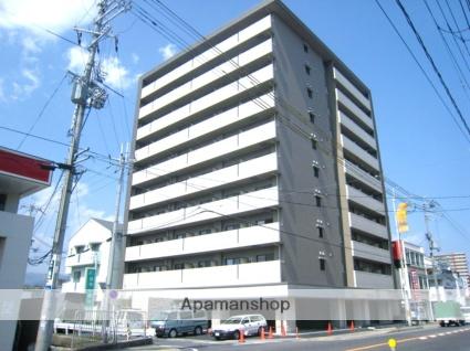 滋賀県大津市、堅田駅徒歩4分の築9年 10階建の賃貸マンション