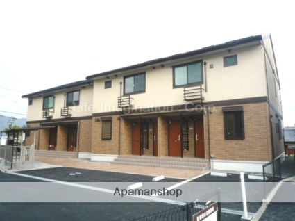 滋賀県大津市、小野駅徒歩58分の築4年 2階建の賃貸アパート