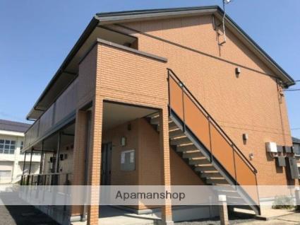 滋賀県大津市、比良駅徒歩35分の築9年 2階建の賃貸マンション