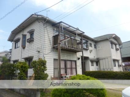滋賀県大津市、南草津駅徒歩54分の築30年 2階建の賃貸アパート