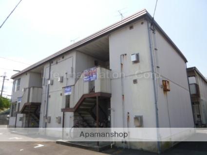滋賀県大津市、南草津駅徒歩47分の築32年 2階建の賃貸アパート