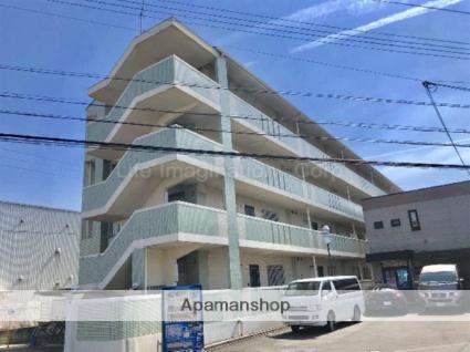 滋賀県大津市、大津京駅徒歩7分の築19年 5階建の賃貸マンション