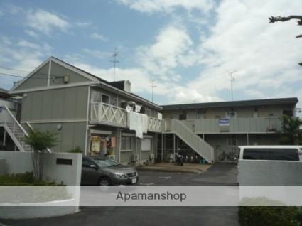 滋賀県大津市、石山駅徒歩27分の築33年 2階建の賃貸アパート