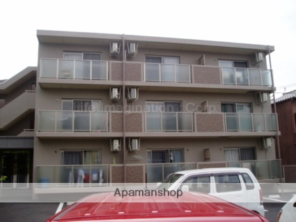 滋賀県大津市、膳所駅徒歩13分の築13年 3階建の賃貸マンション