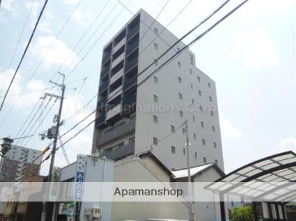 滋賀県大津市、大津駅徒歩7分の新築 10階建の賃貸マンション