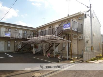 滋賀県大津市、石山駅徒歩16分の築27年 2階建の賃貸アパート