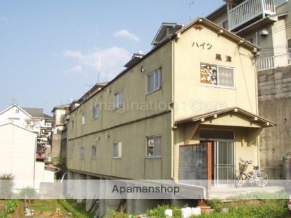 滋賀県大津市、南草津駅徒歩105分の築28年 2階建の賃貸アパート