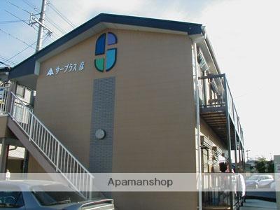 滋賀県大津市、南草津駅徒歩54分の築17年 2階建の賃貸アパート