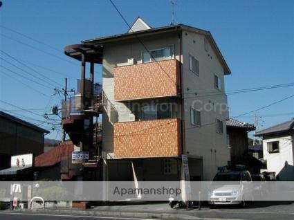 滋賀県大津市、南草津駅徒歩48分の築23年 3階建の賃貸マンション