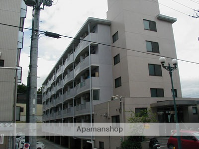 滋賀県大津市、南草津駅徒歩57分の築19年 5階建の賃貸マンション