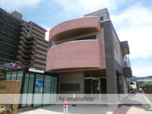 滋賀県大津市、大津駅徒歩32分の築19年 5階建の賃貸マンション