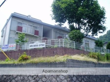 滋賀県大津市、大津京駅徒歩40分の築29年 2階建の賃貸アパート