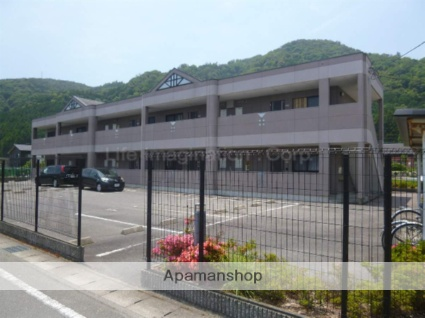 滋賀県高島市、近江高島駅徒歩3分の築15年 2階建の賃貸アパート