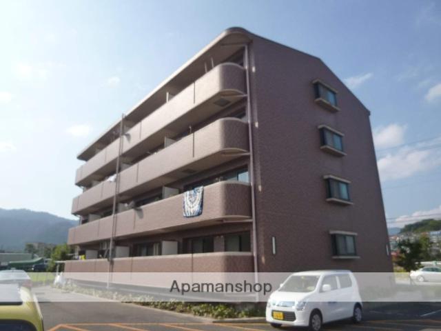 滋賀県大津市、比叡山坂本駅徒歩15分の築18年 4階建の賃貸マンション