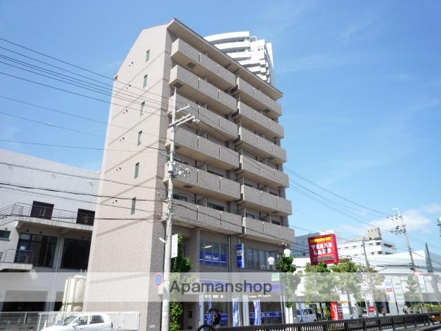 滋賀県草津市、栗東駅徒歩41分の築8年 8階建の賃貸マンション